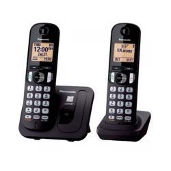 Telefono inalámbrico 2 bases Panasonic KX-TGC212