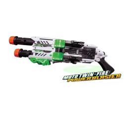 Pistola Banzai Motorizada doble cañón