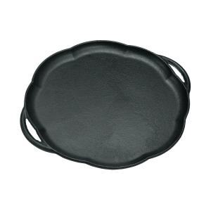 Plancha de hierro sin soporte 20 cm