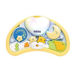 Veladora Balloon Lullababy Infanti