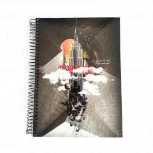 Cuadernola Credeal Tapa Extradura 96 Hojas Varios Diseños