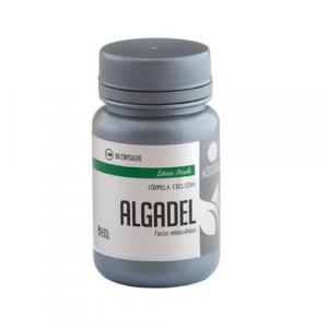 Cápsulas Algadel, Algas Marinas  x60 - Homeopatía Alemana