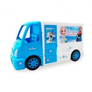 Frozen Food Truck Heladería Completa con 25 accesorios