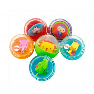 Pelotas Animalitos Giratorios Fisher Price