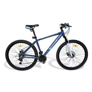 Bicicleta Wynants Hypan rodado 27,5 Celeste