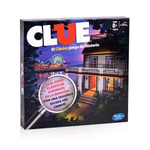 Juego Clue Clásico Hasbro