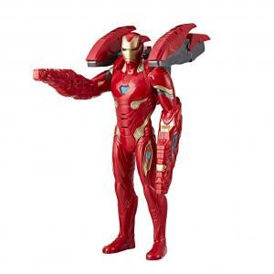 Avengers Figura 35cm Iron Man Electrónico Tecnomisión