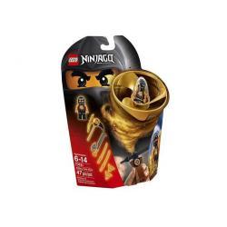Lego Ninjago Cole Airjitzu Flyer