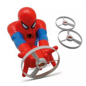 Spiderman Lanza discos