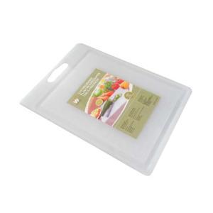 Tabla para picar de plástico con canaleta 35 cm