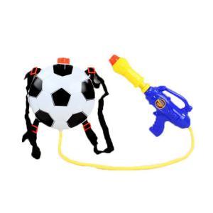 Mochila pelota con pistola de agua