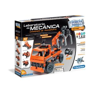 Laboratorio de Mecánica - Camiones de Transporte