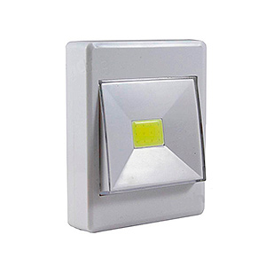 Luz Led Adhesiva E Imantada De Emergencia Con Interruptor