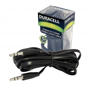Cable Jack Duracell 3mts 3.5mm