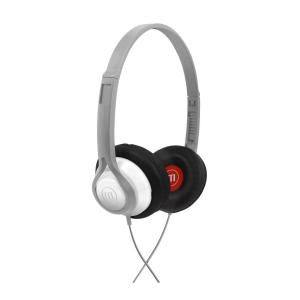 Auriculares con Microfono Legacy Blanco - Gris