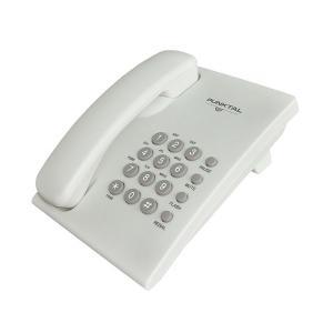 Teléfono de mesa Punktal Blanco PK-TM207