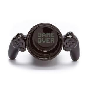 Taza de Cerámica Game Over Playstation Joystick